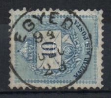 1881 10kr EGYED