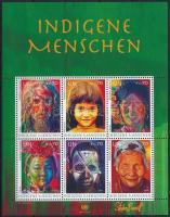Indigenous block, Bennszülöttek blokk