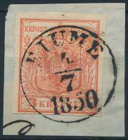 FIUME 1850