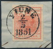 FIUME 1851