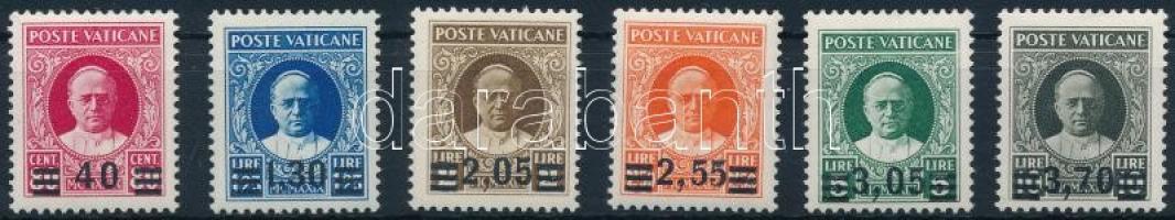 1934 XI. Pius pápa sor Mi 39-44
