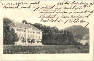 Rogaska Slatina, Rohitsch-Sauerbrunn; Spa hotel