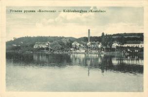 Kostolac, Kohlenbergbau / coal mine