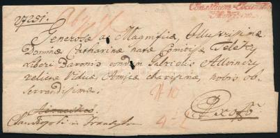 1802 Ex offo piros / red Consilium Locumte Hungcum