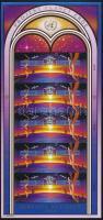 1992 Űrkutatás pár + kisív Mi 133-134