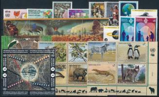 1992-1993 6 klf sor + 5 klf négyestömb + 1 önálló érték 1992-1993 6 sets + 5 blocks of 4 + 1 stamp