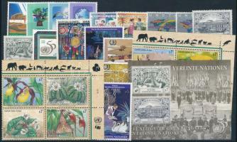 1994-1996 6 klf sor + 2 négyestömb + 3 klf önálló érték + 1 blokk + 1 teljes ív 1994-1996 6 sets + 2 blocks of 4 + 3 stamps + 1 block + 1 sheet