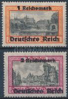 1939 Forgalmi sor Mi 728-729