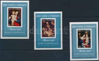 Rubens festmények blokksor Rubens paintings blockset