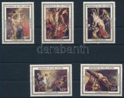 Rubens festmények sor Rubens paintings set