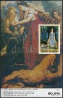 Rubens festmény blokk Rubens paintings block