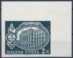 1965 Évfordulók - események (V.) Eötvös Loránd Tudományegyetem vágott ívsarki bélyeg