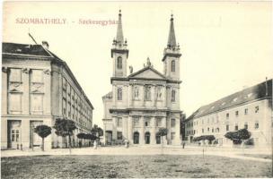 Szombathely, Székesegyház