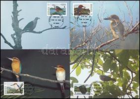 WWF Birds on 4 CM WWF Madarak 4 CM-en