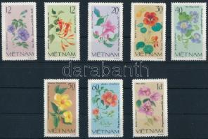 1980 Virág sor Mi 1137-1144