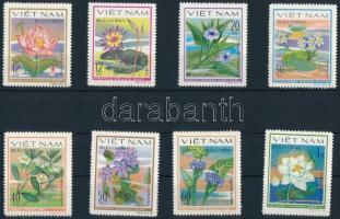 1980 Virág sor Mi 1077-1084
