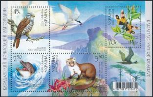 Karadag természetvédelmi terület blokk Karadag nature reserve block