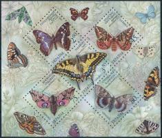 Lepkék (I.) blokk Butterflies (I.) block