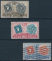 100 éves a szardíniai bélyeg Sardine stamp centenary