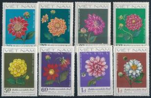 1982 virág. sor Mi 1240-1247