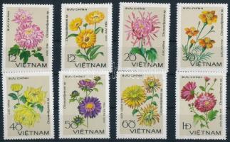 Virág sor Flowers set