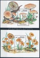 Gomba blokksor, Mushroom blockset