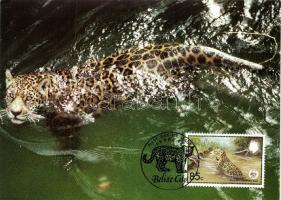 1983 WWF Jaguár CM Mi 719-722