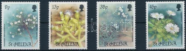 1987 Ritka növények Mi 469-472