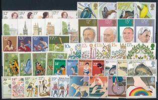 1980-1983 11 sets, 1980-1983 11 klf sor