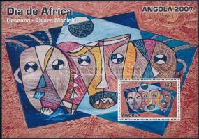 Africa Day block, Afrika Nap blokk