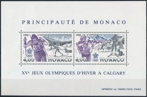 Winter Olimpics, Calgary block, Téli Olimpia, Calgary blokk