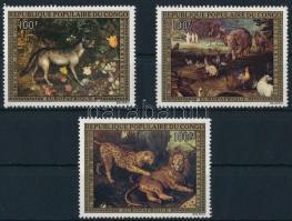 Europafrique- Brueghel festmények sor Europafrique- Brueghel paintings set