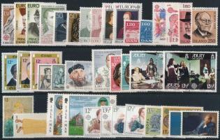 Europa CEPT 69 stamps, Europa CEPT 69 érték