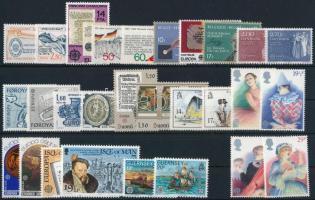 Europa CEPT 67 érték + 2 blokk Europa CEPT 67 stamps + 2 block