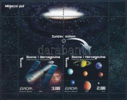 2009 Europa CEPT: Csillagászat blokk Mi 35