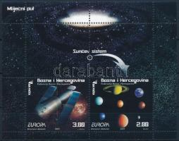 Europe CEPT, Astronomy block Europa CEPT: Csillagászat blokk