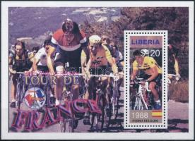 """,,Tour de France"""" blokk ,,Tour de France"""" block"""