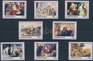 Rubens festmény sor, Rubens painting set