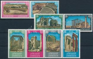 Roman buildings set Római épületek sor