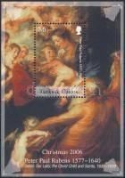 Rubens paintings block, Rubens festmény blokk