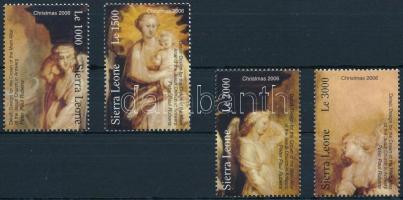 2006 Rubens festmény sor Mi 4935-4936