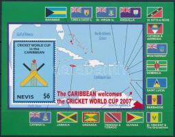 Cricket World Cup block, Krikett világbajnokság blokk