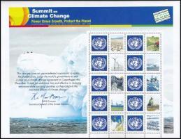 Greetings stamps complete sheet Üdvözlőbélyeg teljes ív