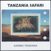 Safari block Szafari blokk