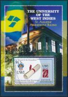 60th anniversary of the University of the West Indies block, 60 éves a Nyugat-indiai Egyetem blokk