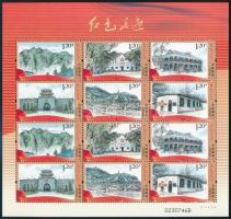 2012 Kommunista párt, Kína kisív Mi 4359-4364