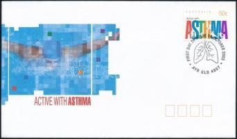 Asztma FDC-n, Astma FDC