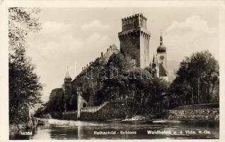 Waidhofen an der Ybbs Rothschild castle, Waidhofen an der Ybbs Rothschild kastély