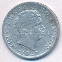 Románia 1947. 5L Al I. Mihály T:2 Romania 1947. 5 Lei Mihai I C:XF Krause KM#75