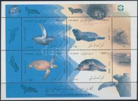 Tengeri élővilág blokk Marine wildlife block